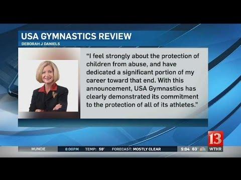 USA Gymnastics review