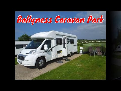 Day 3 - Northern Ireland - May 2016 - Ballyness caravan park