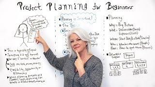 Project Planning for Begiฑners - Project Management Training