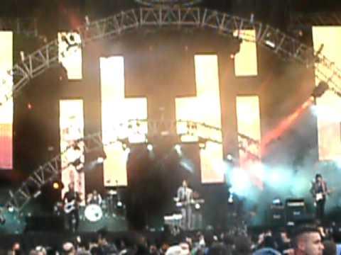 Fobia, Hoy tengo miedo Live Rock al Parque 2011, Bogotá