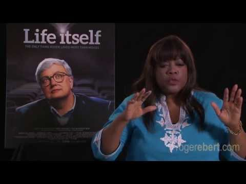 LIFE ITSELF: An  with Chaz Ebert for ROGEREBERT.COM by Katherine Tulich