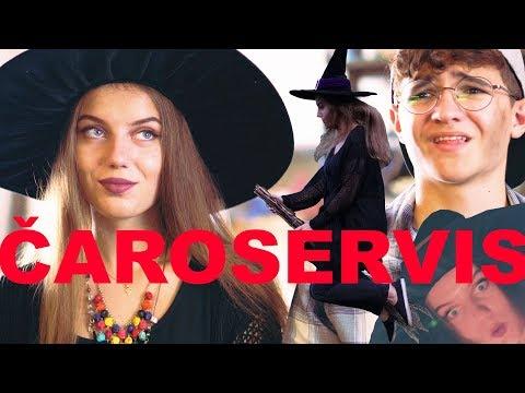 ČAROSERVIS aneb servis pro čarodějnice
