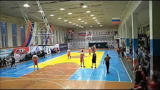 БК Брянск - МицуБаскет - 98:84. 1-я половина