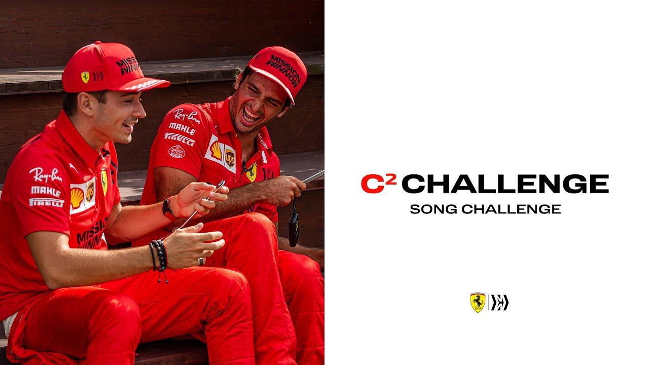 C² Challenge - The Song Challenge