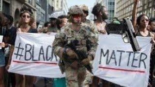 Комендансткий час, покупка оружия, армия в городе, протесты продолжаются