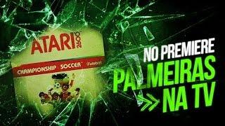 PALMEIRAS NA TV: Fernando Prass e Vinícius no duelo do ATARI