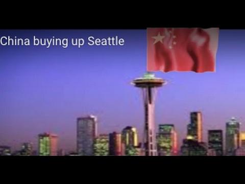 China buying up Seattle