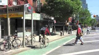 NYC Bicyclists Don't Follow Rules and Don't Deserve Lanes
