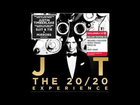 Justin Timberlake - Blue Ocean Floor FULL HD