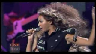 Beyonce Diva Live