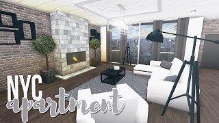 ROBLOX | Bloxburg: NYC Apartment 60k