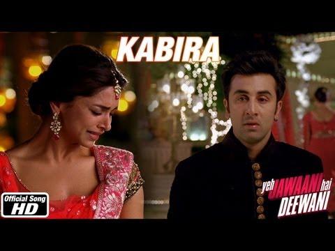 Kabira - Yeh Jawaani Hai Deewani | Ranbir Kapoor, Deepika Padukone