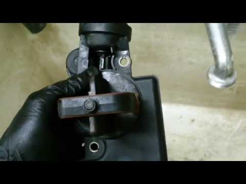 Testing The Condition Of Disa Valve On Bmw E46 330i Dis