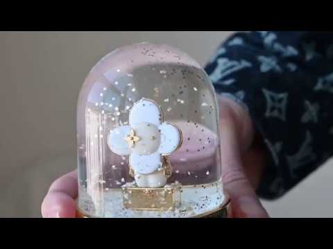 2dedfcd90b Louis Vuitton Vivienne Snowglobe and Cherry Blossom Unboxing