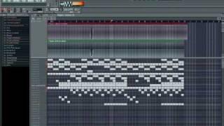 Yung LA Aint I Remix Instrumental Remake