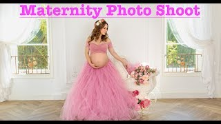 MATERNITY PHOTO SHOOT:  Tips, Poses, Makeup Ideas and Behind the Scenes