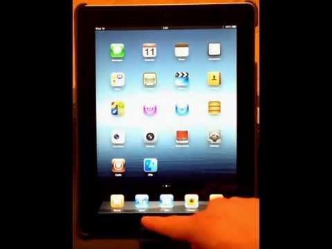 iPad 3 iOS 5.1 untethered jailbreak © pod2g
