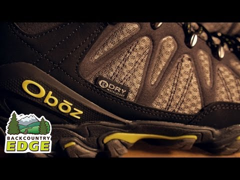 2376c5938da Oboz Men's Traverse Mid BDry Hiking Boot