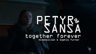 Petyr & Sansa - together forever (Aidan Gillen & Sophie Turner)