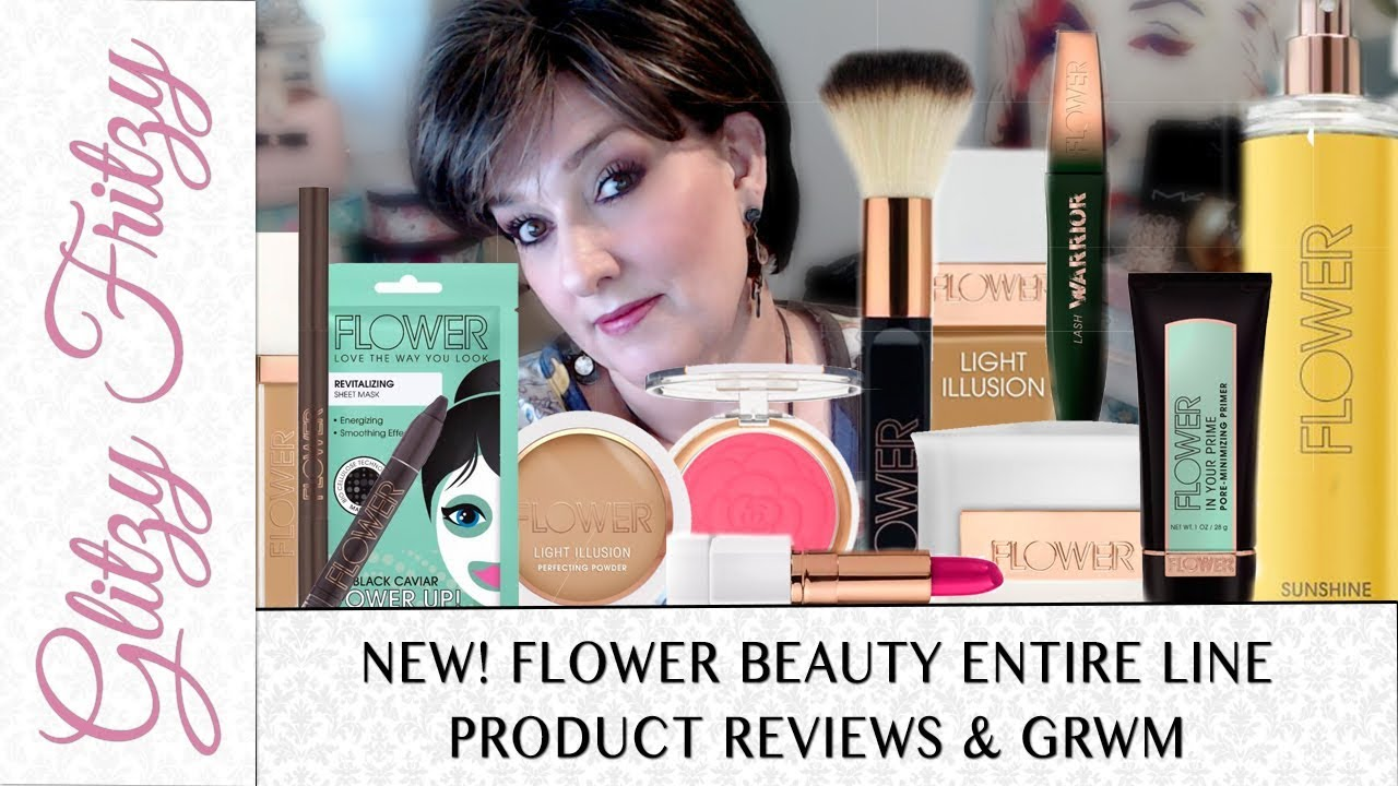 New entire flower beauty line review grwm youtube entire flower beauty line review grwm izmirmasajfo