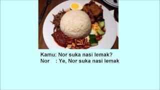 Learn Malay language (Belajar bahasa Melayu):Part 6 (Bahagian 6) Thumbnail