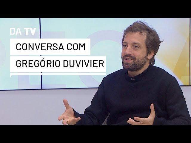 Bob Fernandes Entrevista Gregório Duvivier | TVE Entrevista Especial
