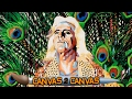 The Nature Boy hits the canvas!: WWE Canvas 2 Canvas