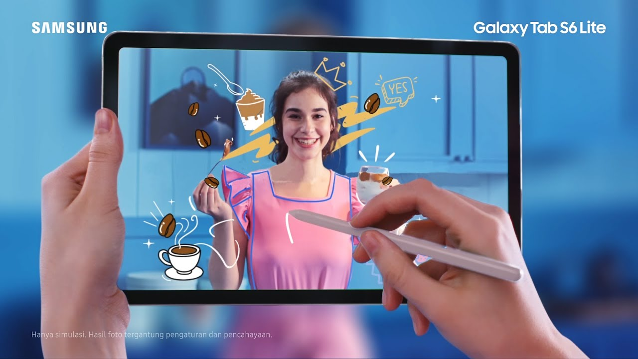 Samsung Indonesia: The New Normal with #GalaxyTabS6Lite