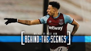 DOUBLE OVER WOLVES, BACK INTO TOP FOUR | BEHIND THE SCENES