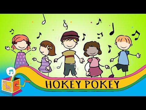 The Hokey Pokey | Karaoke