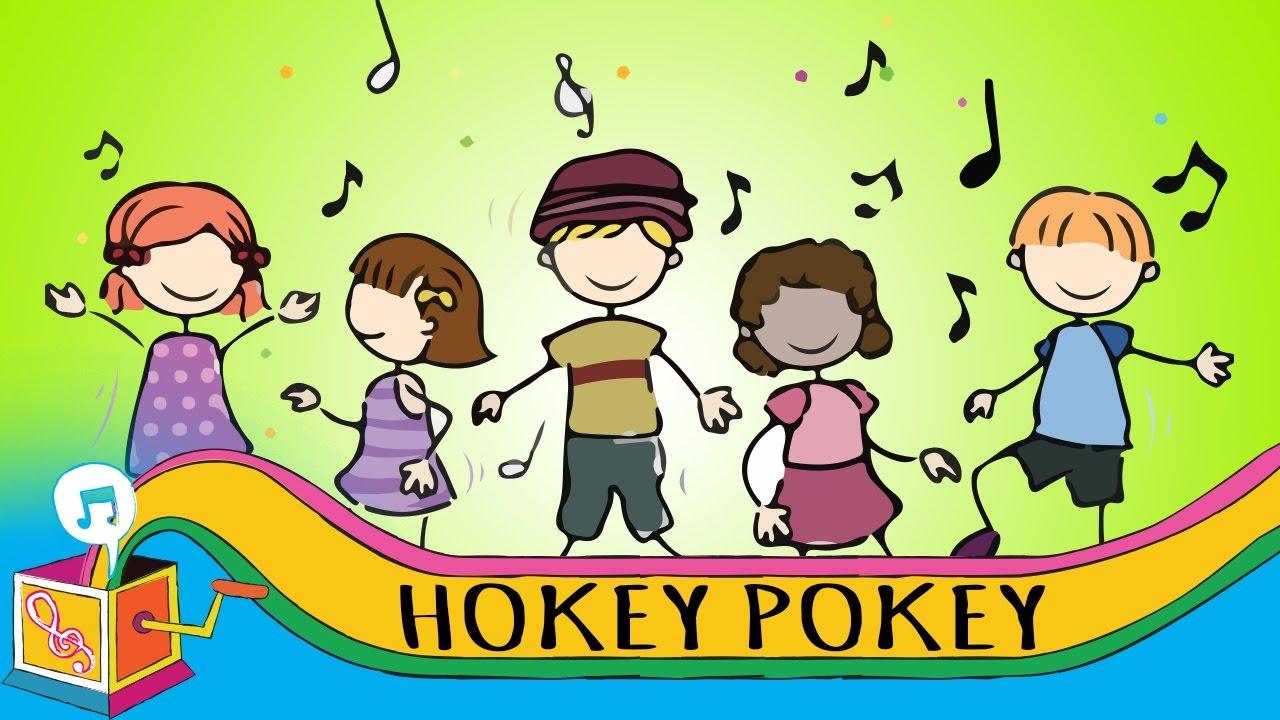 The Hokey Pokey | Karaoke - YouTube