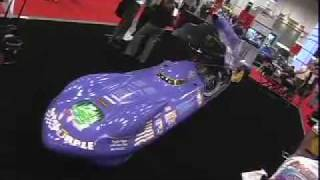 SEMA 2007 - Nish Motorsports  Royal Purple  Streamliner V8TV-Video