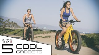 5 Cool Gadgets #21 | Electric Bikes | Bonus Bike In The End