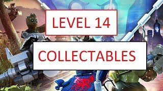 Lego Marvel Super Heroes 2 - Collectibles - Hala, Is it Kree You
