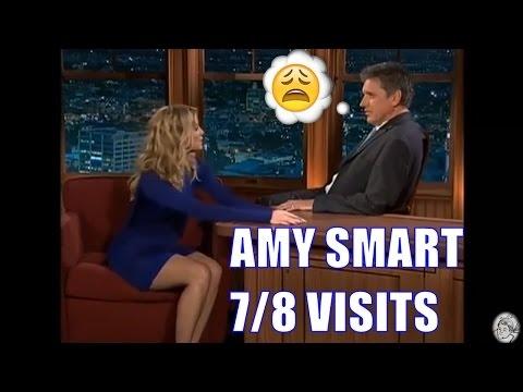 Amy Smart - Talks Kissing Girls, Yoga & Massages - 7/8 Appearances In Chron. Order [360-1080]
