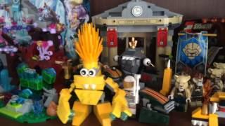 MarklegoboyVlogs #226 - Обзор шкафов с Лего