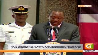 Kauli ya Rais Uhuru Kenyatta katika kongamano kuhusu Kahawa eneo la KICC