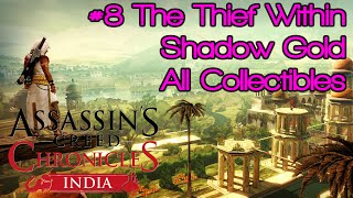 Assassin's Creed Chronicles: India - Mission 8 Walkthrough: Shadow Gold + Shards/Collectibles HD/60
