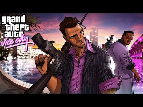 [🔴LIVE] Grand Theft Auto: Vice City | HIGH GRAPHICS | #1