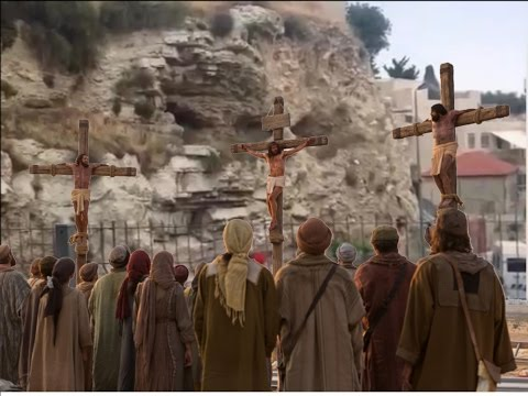 Download The path to the Place of the Skull - Holy Land Journey