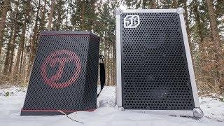 Teufel ROCKSTER AIR vs SOUNDBOKS 2 - Outdoorvergleich (deutsch)