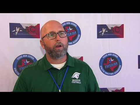 Randy Hollas - The Woodlands Christian Academy - 2019 THSADA State Conference Interview