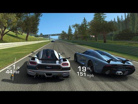 Real Racing 3 Simulator Gameplay HD (Android/IOS)