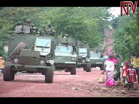 UPDF to begin withdrawal from Somalia in December 2017