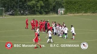 BSC Marzahn-BFC Germania,Kreisliga B St 2 Saison 17/18