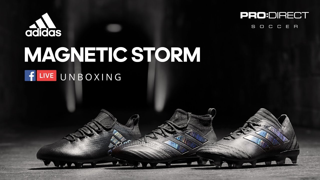 6740de2739c6 Unboxing  adidas Magnetic Storm Pack - YouTube