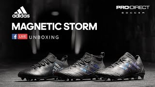 PRO DIRECT SOCCER | Unboxing: adidas Magnetic Storm Pack