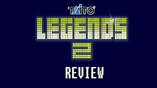 Taito Legends 2 (PS2) Review ft. Majora T