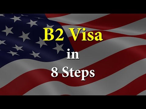How To Apply For US Visa / How To Get US B2 Visitor Visa From India In 8 Steps