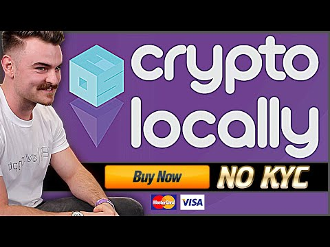 Buy Bitcoin With Paypal \u0026 Debit/Credit Card - No Verification/ No KYC - (Buy EOS, TRON, WAX Also!)